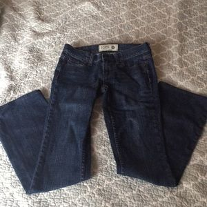 CS Pink boot cut jeans